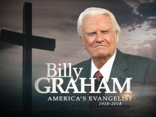 Billy Graham graphic
