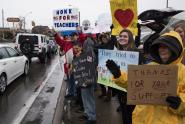 IMAGES: West Virginia Walkouts a Lesson in the Power of a Crowd-Sourced Strike