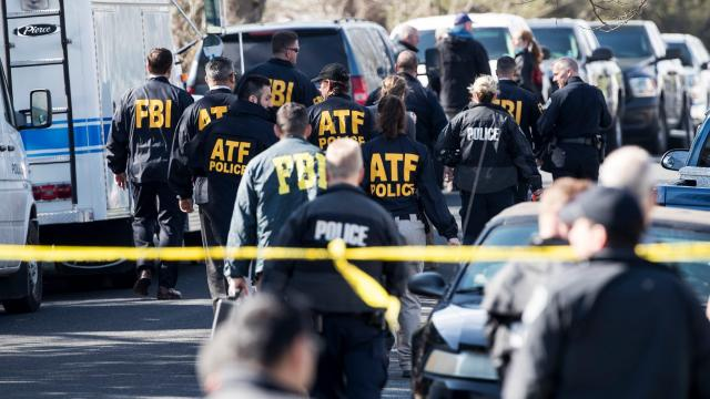 That's a big reason why a trio of package bombs in the heart of Texas has challenged investigators and terrified a city of almost 1 million people. CREDIT: Ricardo B. Brazziell/Austin American-Statesman via AP