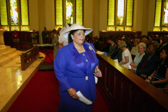 Linda Brown, Symbol of Landmark Desegregation Case, Dies