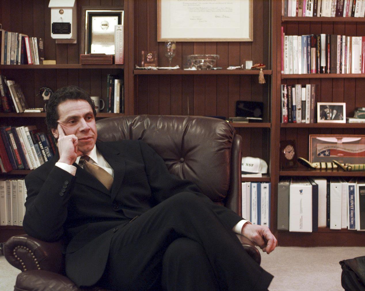 Inside One Of America S Ugliest Political Feuds Cuomo Vs De Blasio Wral Com