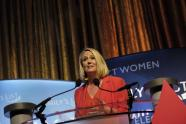 IMAGES: Tough Choices, and Criticism, for Emily's List as Democratic Women Flood Primaries