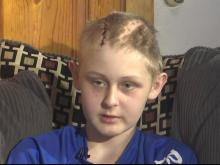 Boy believes he was in heaven before recovering from brain injury