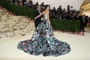 IMAGES: On the Met Gala Red Carpet, Playing It Unsafe