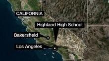 IMAGES: 14-year-old in custody after shooting at a California high school