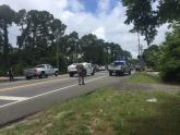 IMAGES: Suspect barricaded in Florida apartment after shooting is found dead