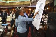 IMAGES: Mayor's Fund Less Generous Under Mayor's Wife