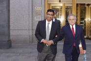 IMAGE: All About Dinesh D'Souza, Who Is Set for a Trump Pardon
