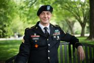 IMAGE: Sergeant Sues Defense Dept. Over 'Outdated' HIV Policies