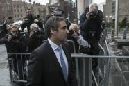 IMAGE: Judge Denies Trump's Secrecy Claim in Review of Cohen Documents