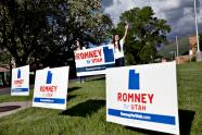 IMAGES: Romney Wants In Again. There Is One Catch.