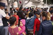 IMAGES: No Relief in Sight for Parents of Thousands of Migrant Children Still in Custody