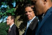 IMAGE: Cuomo Jumps to the Front Line in Battle Over Separated Children