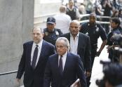 IMAGE: Weinstein Faces New Sex Assault Charges in Manhattan