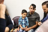 IMAGES: Court Orders Temporary Halt to Migrant Family Deportations