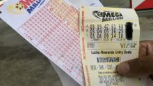 IMAGE: Mega Millions jackpot rolls over to $493 million for Tuesday drawing