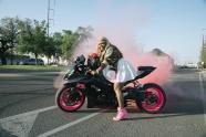 IMAGES: Meet New Orleans' All-Female Biker Club