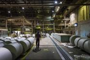 IMAGE: Newspapers Scale Back Amid Tariffs on Newsprint