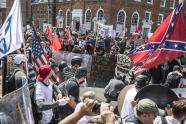 IMAGES: White Nationalists Love Corey Stewart. He Keeps Them Close.