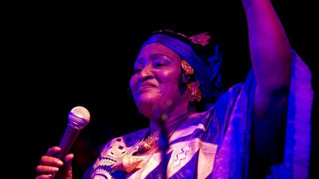 Khaira Arby, Outspoken Malian Singer With Global Reach, Dies