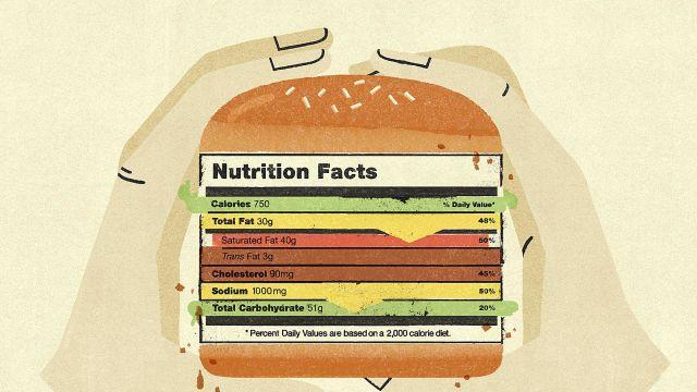 When you compare the fare at McDonald's with many of the dishes served at chain restaurants around the country, a Big Mac with large fries and soda begins to sound like health food. (Gracia Lam/The New York Times) -- NO SALES; FOR EDITORIAL USE ONLY WITH NYT STORY SCI BRODY HEALTH BY JANE E. BRODY FOR AUG. 28, 2018. ALL OTHER USE PROHIBITED. --
