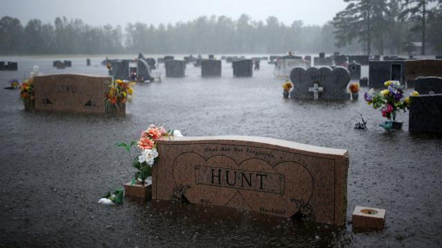 Storm 'Has Never Been More Dangerous'