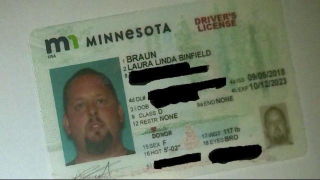 drivers license address change minnesota