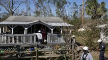 IMAGES: Among the Ruins of Mexico Beach Stands One House, Built 'For the Big One'