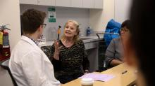 IMAGES: Older Patients Have Stories: Students, Listen Up