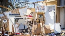 IMAGES: A Florida City, Hit Hard by Hurricane Michael, Seeks More Housing Aid
