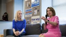 IMAGES: Demonized or Celebrated, Pelosi Stands Firm and Refuses to Agonize