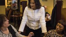 IMAGES: Gretchen Whitmer of Michigan Was Overlooked, But Not Any Longer