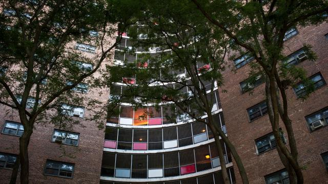 FILE -- The Manhattanville Houses in West Harlem in New York, July 18, 2018. A federal judge on Nov. 14, 2018, rejected a sweeping settlement agreement that would have appointed a monitor to oversee the troubled New York City Housing Authority and would have required the city to pump more than $2 billion into repairs at the authority's deteriorating buildings. (Kholood Eid/The New York Times)