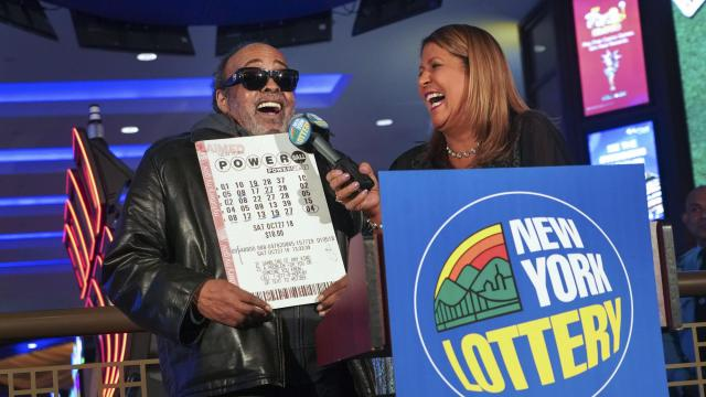 A $343 9 Million Powerball Jackpot After 25 Years of Using