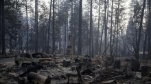 IMAGES: California Idyll Reflects on a Tragedy as Others Are Reduced to Ash