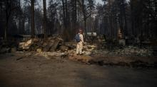 IMAGES: 'Hell on Earth': The First 12 Hours of California's Deadliest Wildfire