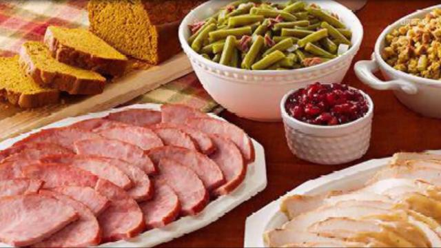 10 Restaurants That Will Be Open Thanksgiving Wral Com