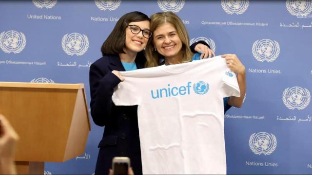 Millie Bobby Brown Becomes Unicef S Youngest Ever Goodwill