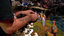 IMAGES: The 'Funky Soulfulness' of New York's Immigrant Nativity Scenes