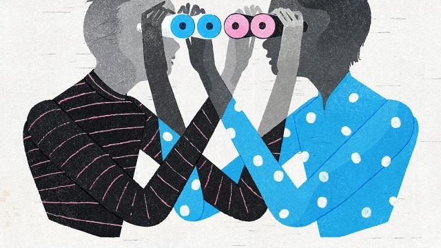 Research shows that we are each born with a given number of neurons that participate in an empathetic response. But early life experience shapes how we act on it. (Gracia Lam/The New York Times) -- NO SALES; FOR EDITORIAL USE ONLY WITH NYT STORY SCI BRODY HEALTH BY JANE E. BRODY FOR DEC. 11, 2018. ALL OTHER USE PROHIBITED. --