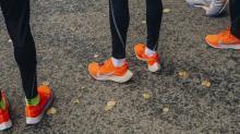 IMAGES: Running Slower? Slip These On