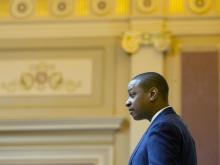 The Political Ascent of Justin Fairfax, and the Disturbing Allegations That Might End It