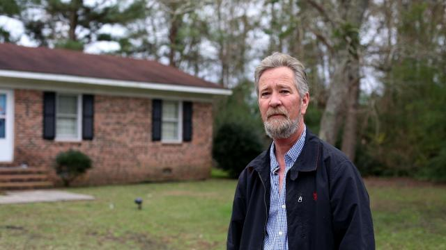 FILE -- L. McCrae Dowless Jr. at his home in Bladenboro, N.C., Dec. 7, 2018. Dowless, 63, the North Carolina political operative whose illicit voter-turnout effort on behalf of a Republican congressional candidate led the state to order a new election, has been indicted, a North Carolina prosecutor said on Feb. 27, 2019,. Four other people were also charged. (Veasey Conway/The New York Times)