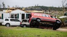 IMAGE: Capitol Broadcasting helping with relief efforts for Alabama tornado victims