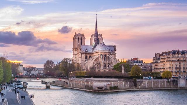 850 years of Notre Dame Cathedral