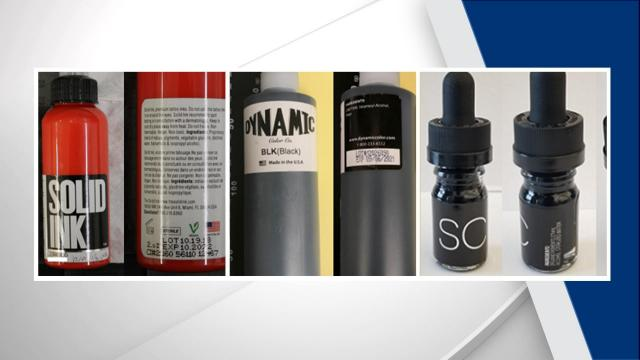 fa34313e2 The Food and Drug Administration is alerting tattoo artists, tattoo ink  retailers and those seeking to get a new tattoo of an important recall.