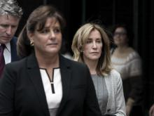Felicity Huffman to Be Among First Parents Sentenced in Admissions Scandal