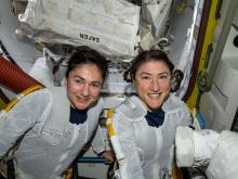 The Women Who Made Spacewalk History