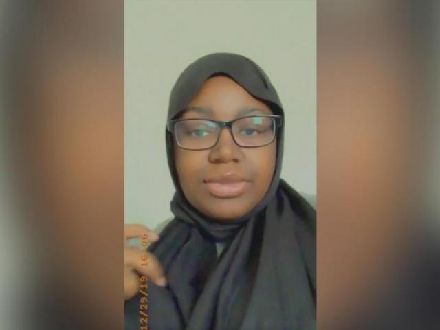 Stefanae Coleman, an employee of a Chicken Express restaurant in Texas, says she faced religious discrimination when a manager sent her home for refusing to take off her hijab, a headscarf worn by many Muslim women.