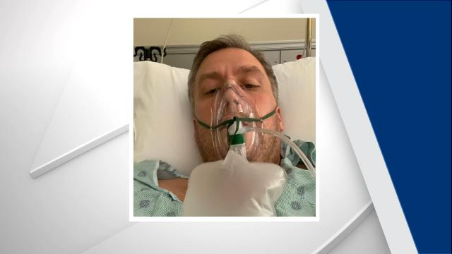NBC contributor Dr. Joseph Fair, whose expertise has been featured on NBC Nightly News through the course of the coronavirus pandemic, is himself recovering from the virus in a New Orleans hospital.